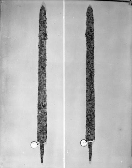 Swords of the Umayyad Caliphate Era – 10 photos