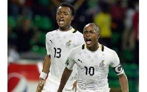 The latest news on Ghana Black Stars at the 2014 FIFA World Cup Brazil