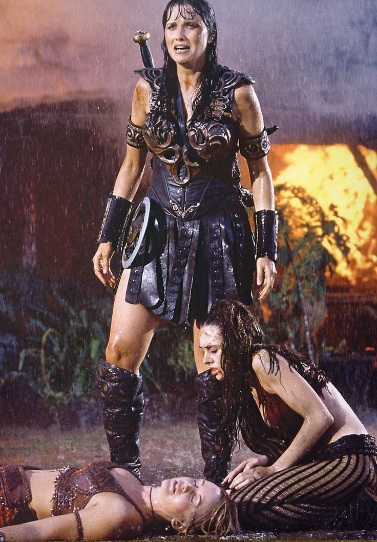 Xena And Hercules Planet