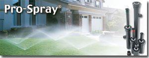 Pro Spray Sprinkler