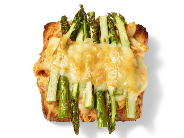 Take this month's Name This Dish challenge and you could win big! #FNMag: Food Network, Cooking Main Dish, Open Face Sandwich, Sandwiches, Network Magazine, Favorite Recipes, Food Recipe, Dish Open Face