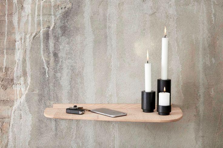 Andersen Furniture - Create Me Tea Light Lysestage (5 cm) - levende lys - pynt til boligen - boligindretning - idéer til boligen - drømmebolig