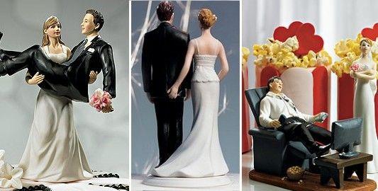 figurein gateau mariage figurine maries