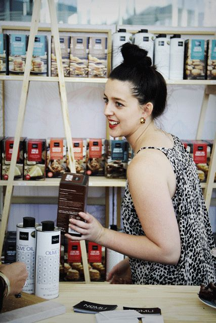 NoMU Pop Up Shop at the House and Leisure Night Market | Cape Town