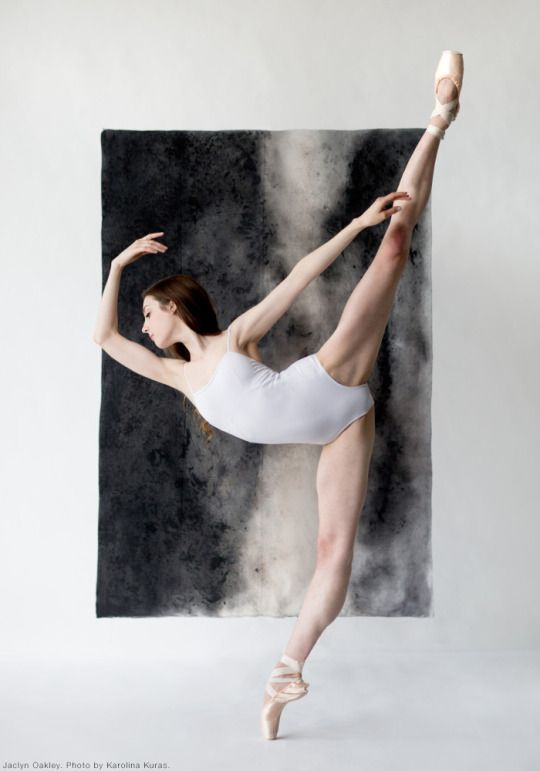 "The Company Project: ""Never let the desire to be perfect hold you back from taking risks and push yourself beyond what you think you can do."" – Jaclyn Oakley, Corps de Ballet"