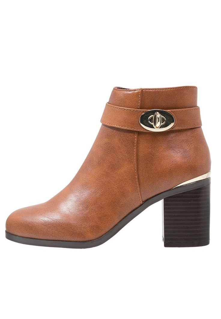 Topshop BE MINE - Boots à talons - brown - ZALANDO.FR
