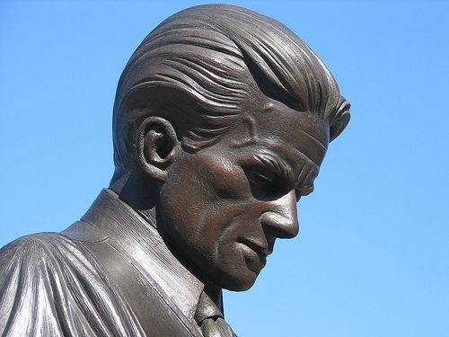 Statue of Philo Farnsworth