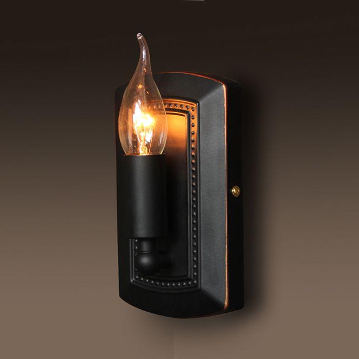 Купить товарНовый высокого класса одной головы, кованого лампа железная стена, объектив фар коридор освещение искусство кристалл бра в категории Настенные светильникина AliExpress.