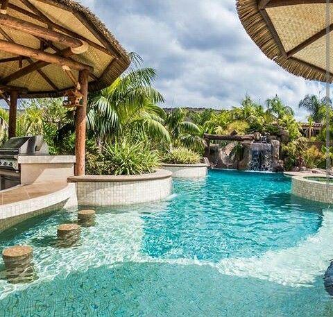 702 best casas y piscinas de ensue o images on pinterest - Piscinas de ensueno ...