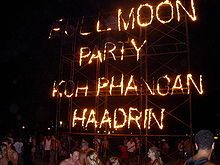 Full Moon Party - Wikipédia
