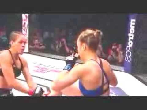 Ronda Rousie Knocked Out by Amanda Nunez UFC q4mm16w52fr cityjam.org