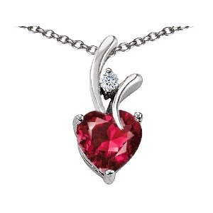 I  love it! That's really the most important thing. It came with a lovely gift box and wrap and the info cards were very nice as well.: Pendants, Heart Shape, 8Mm Create, Sterling Silver, Jewelry, Stars K Tm, Originals Stars, Shape 8Mm, 925 Sterling