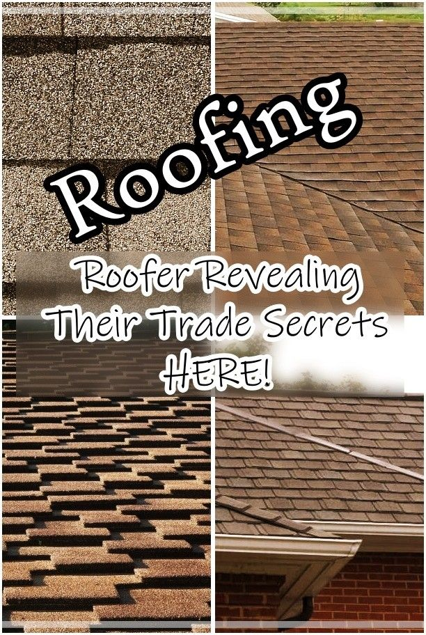 The Simple And Versatile Flat Roofing Extension Be Sure To Check Out This Helpful Article In 2020 Roofing Types Of Roofing Materials Roof Repair