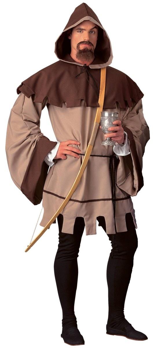Little John Costume for Adults | Little John Deluxe Costume
