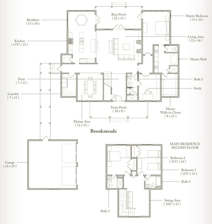 1000 images about two story house plans on pinterest for Perfect house plans