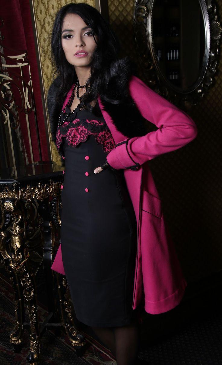 Bella Señora Coat