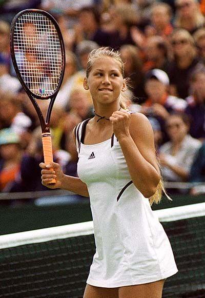 Anna Kournikova #wimbledon #tennis