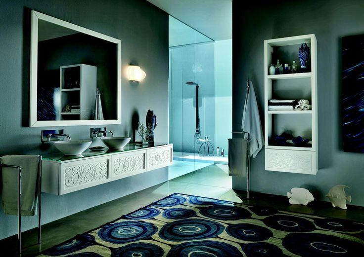 Роскошная мебель для ванной от Francesco Pasi