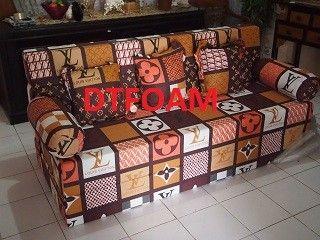 pilihan Sofa Bed LV Coklat https://dtfoam.com/sofa-bed/ – Pilihan Busa : Super awet 10 tahun /Esklusif awet 15 tahun. – Cover : Katun Halus. – Dapat di vakum untuk memperkecil biaya pengiriman. – Motif cover dapat menggunakan motif cover sofa bed maupun motif kasur busa. Sofa bed adalah gabungan sofa dan kasur, …</p>