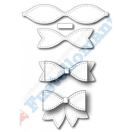 Fustella metallica Set Papillon