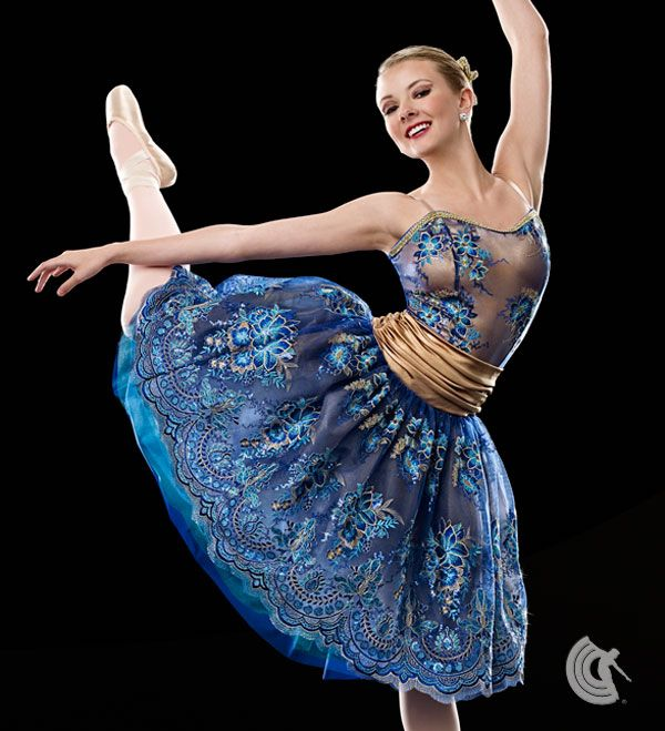 Curtain Call Costumes®   Imperial Treasure Gold Silhouette Poly/spandex And  Navy Nylon/
