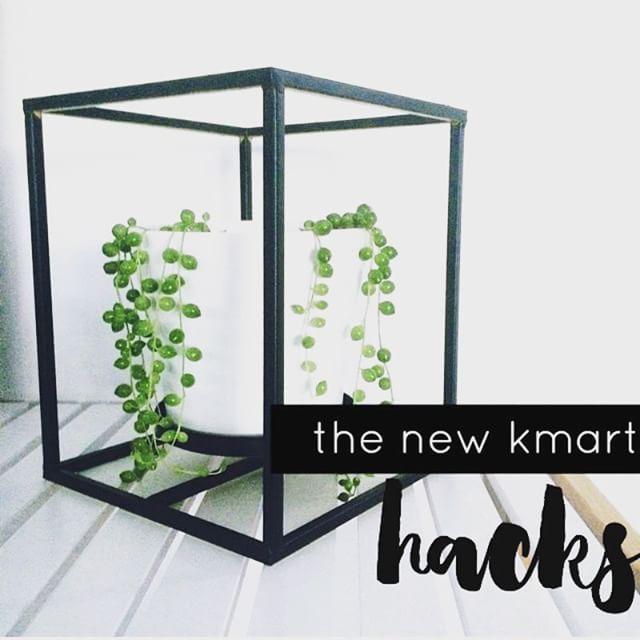 On the blog // I'm back with some new Kmart hacks! link in profile! #Kmarthacks #kmart @the_kmart_forecast @kmartaus @kmartaus_inspire