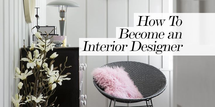 Do you dream of turning your interior design hobby into a successful career? Read on to discover the ins and outs of becoming an interior designer...