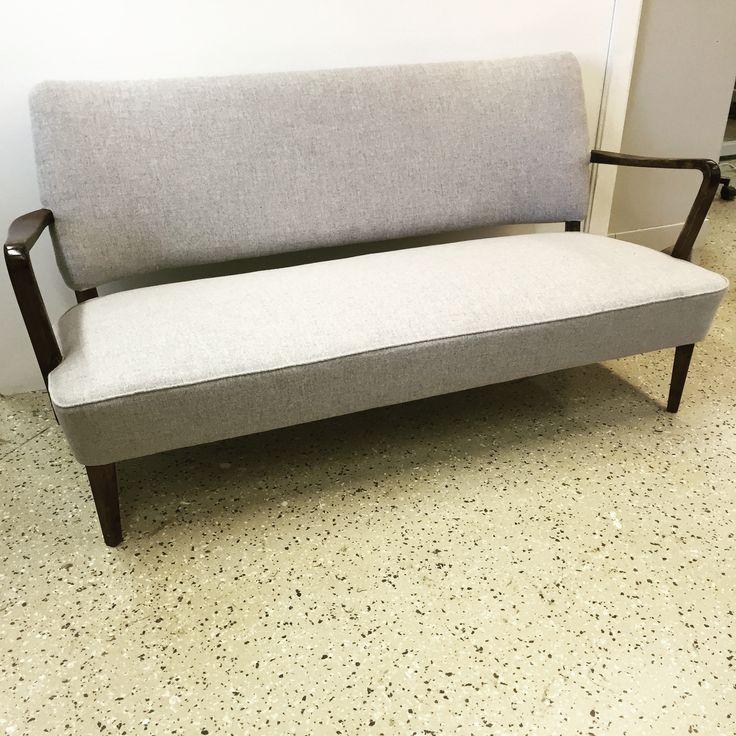 #sohva #50-luku #villakangas