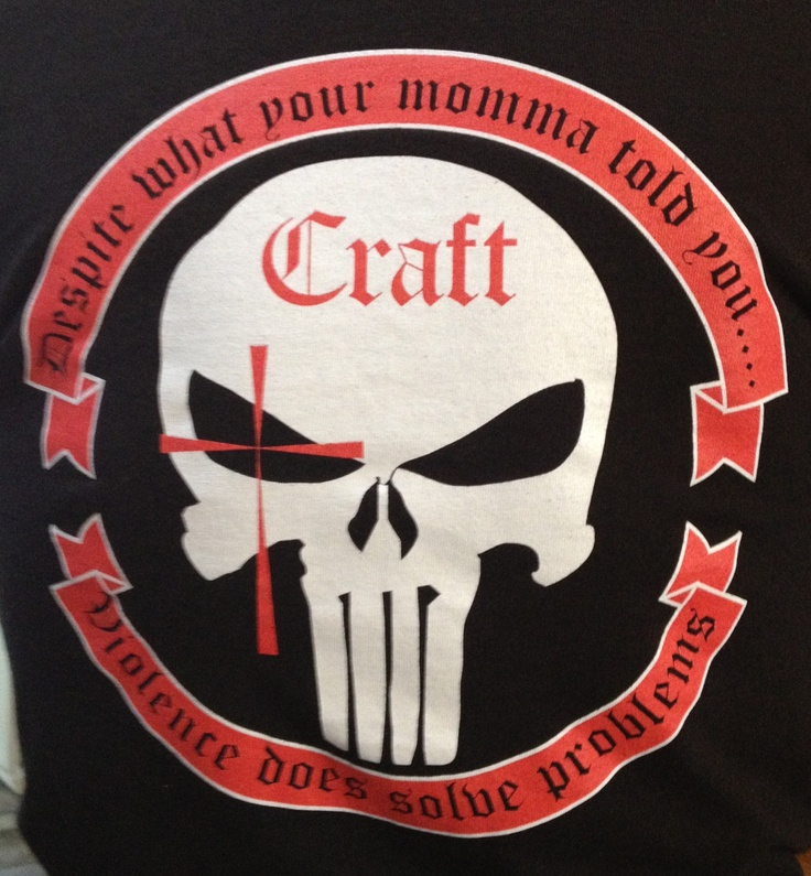 Proudly wearing Chris Kyle Craft International t-shirt in honor and memory of him. RIP Chris Kyle.