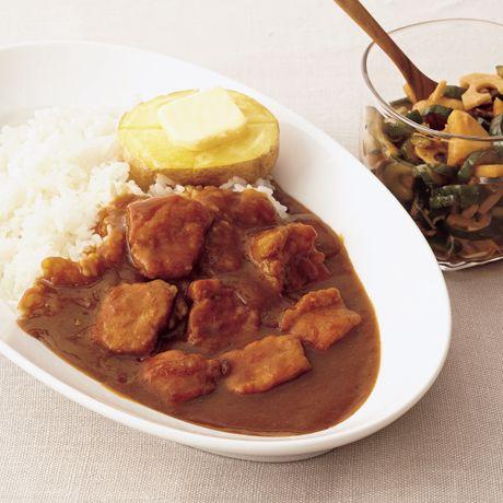コク増しごろごろポークカレー | きじまりゅうたさんのカレーの料理レシピ | プロの簡単料理レシピはレタスクラブニュース