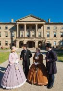 Confederation Players Walking Tours & Historical Reenactment - They do a Ghostly Realm Walk too!