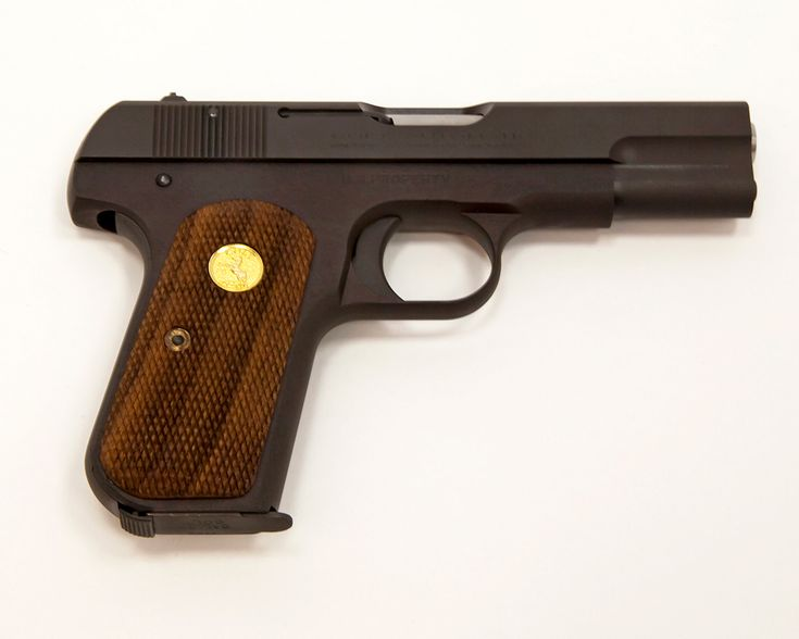 Colt and U.S. Armaments Corp. are releasing a limited run of the classic Model 1903 Hammerless.