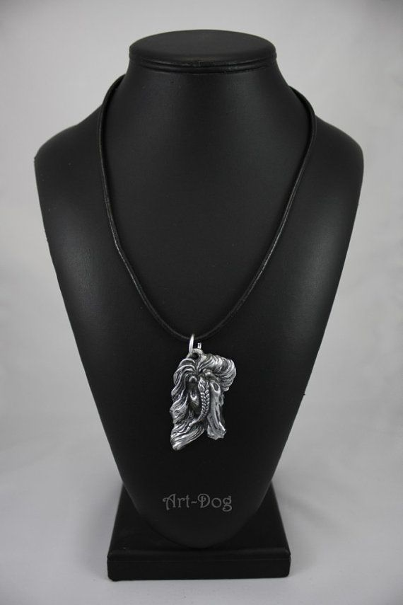 Fresian Horse horse necklace limited edition by ArtDogshopcenter