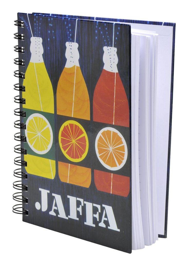 Kierremuistikirja Jaffa A5 4,99€