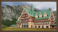 Prince of Wales Hotel; Waterton Lakes National Park, AB-5, Waterton Park, AB T0K 2M0, Canada