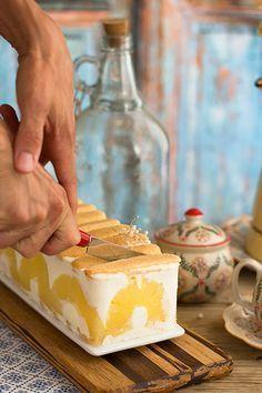 tarta de yogurt y piña | https://lomejordelaweb.es/  Pinterest ^^ | https://pinterest.com/Ilovecocinar
