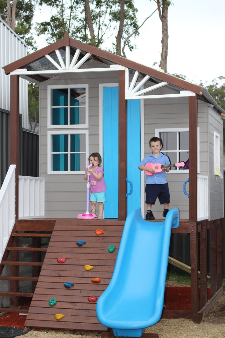 Cubby House Plans And Ideas