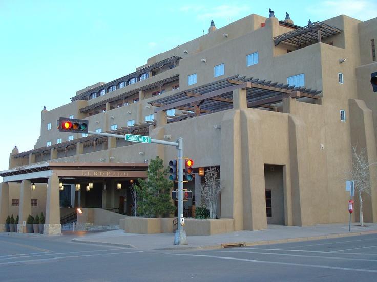Eldorado Hotel, Santa Fe, NM April 2009
