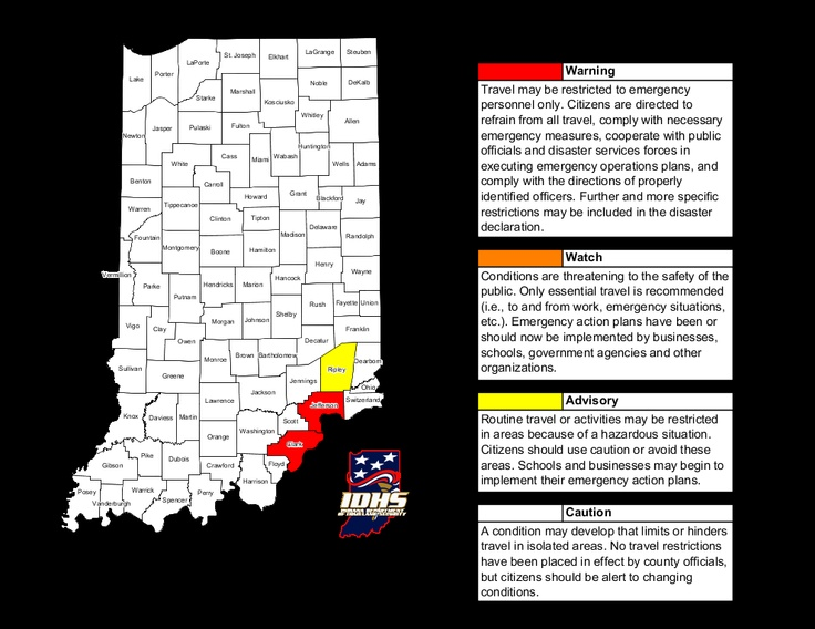 Indiana Road Conditions