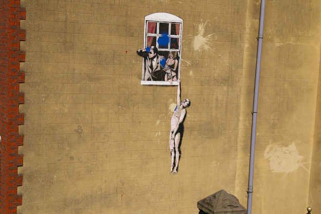 Play spot the Banksy… | 38 Ways To Spend The Perfect Weekend In Bristol