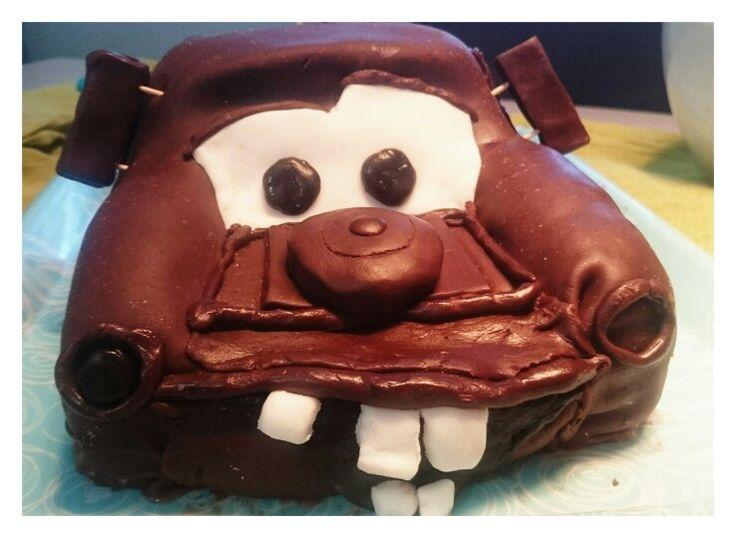 Tow Mater Cake...