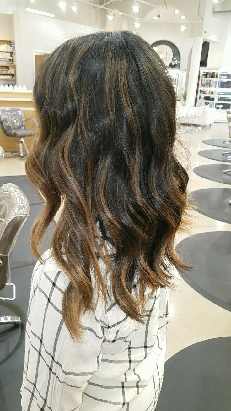 25 Unique Fall Balayage Ideas On Pinterest Fall Hair