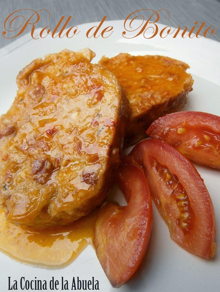 Hoy vamos a preparar un Rollo de Bonito , un plato típico de las zonas costeras de Asturias. Un plato de pescado, tradicional de la cocina a...
