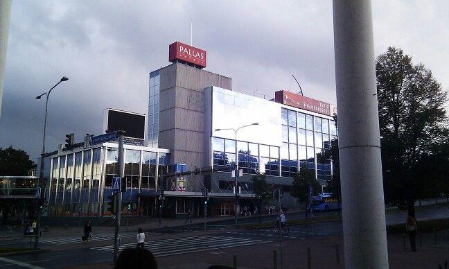 Hotel Pallas en Tartu
