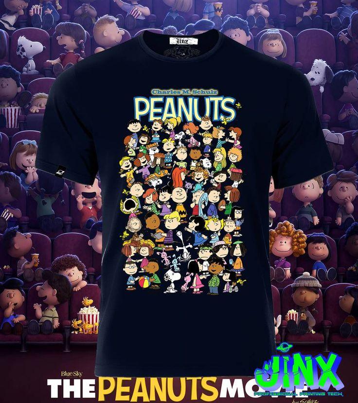 $179.00 Playera o Camiseta Snoopy pelicula Edicion Especial