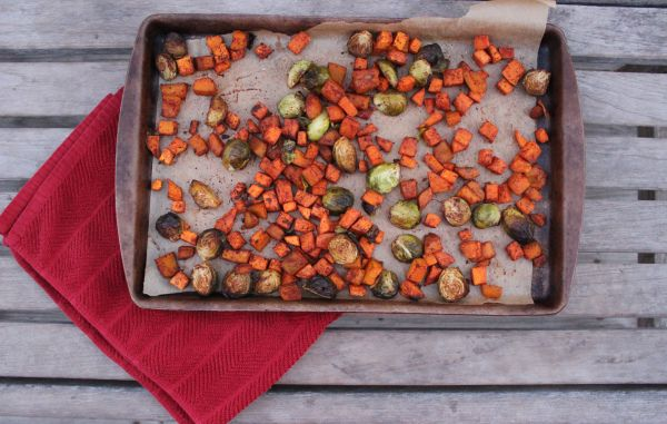 Sweet & Spicy Roasted Vegetables | Paleo | Pinterest