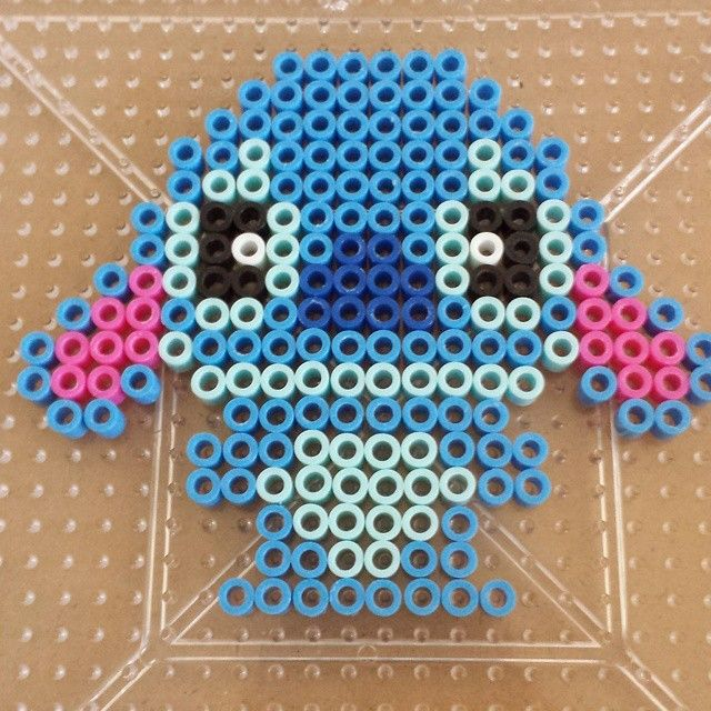 Stitch perler beads by aimees_handmade