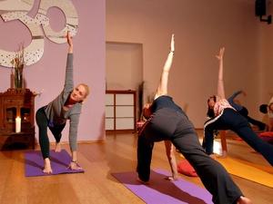 Yoga Lehrerausbildung von und mit Patricia Thielemann - Gründering von Spirit Yoga Berlin.
