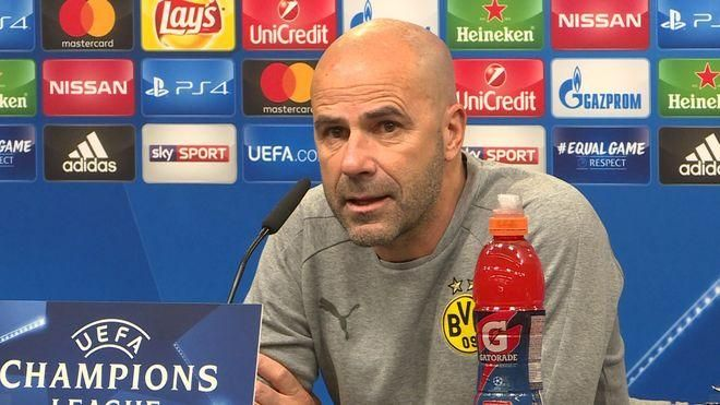 Hans-Joachim Watzke takes a look at the critics of his Borussia. Coach Peter Bosz gives BVB boss support, but he expects the team to increase.    Before the Champions League duel between Borussia and APOEL Nikosia (starting at 8.30 pm in the LIVETICKER), Dortmund's managing director...