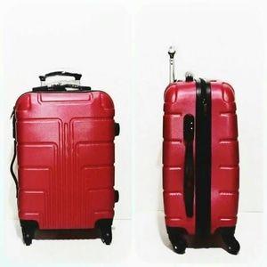 Fitur :  + 4 roda 360 derajat + Kunci TSA  + Material Hardcase fiber + Model Keren   Bepergian ke luar kota maupun ke luar negeri tentunya akan membutuhkan tas yang dapat mengangkut segala barang-barang yang akan dibawa. Mulai dari pakaian, sepatu, hingga peralatan-peralatan lainnya yang wajib dibawa. Untuk memudahkan pembawaan, tentunya Anda harus memilih tas yang tepat agar tidak membuat Anda repot.